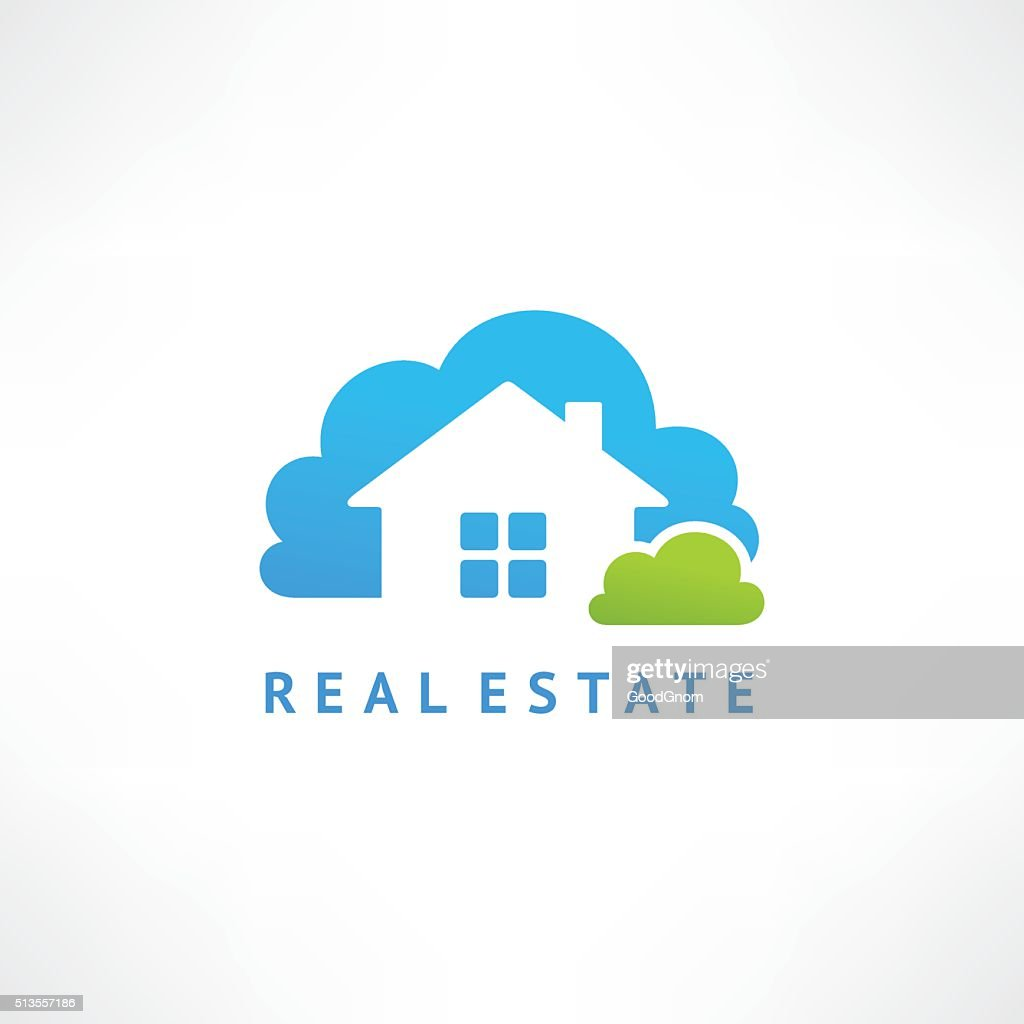 Home icon : stock illustration