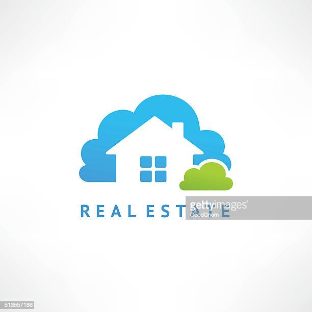 home icon - house exterior stock illustrations, clip art, cartoons, & icons