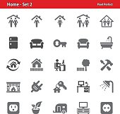 Home Icons - Set 2