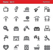 Home Icons - Set 3