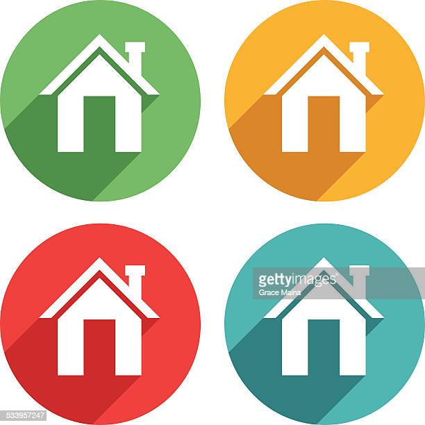 Home icons - VECTOR