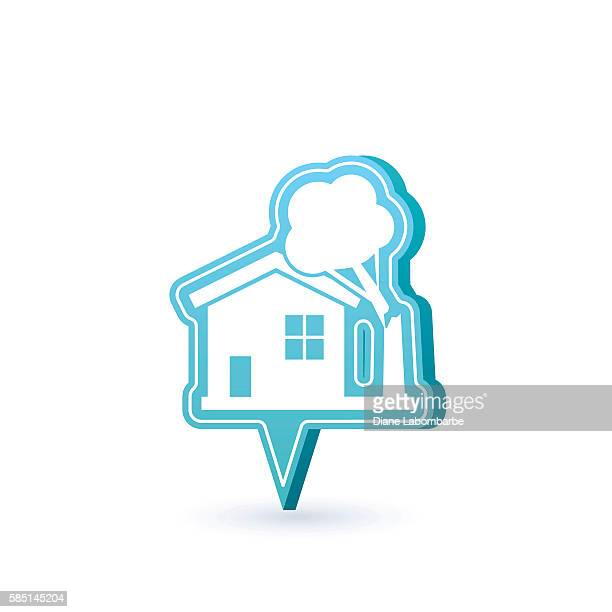 Home Insurance Pointer Icon