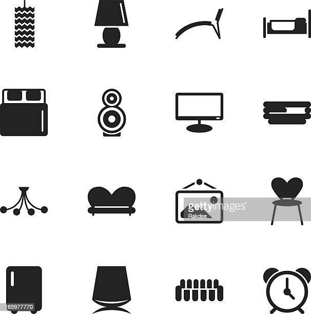 Interior Design Free Icons: Interior Designer High Res Illustrations