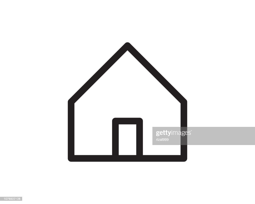 home line icon illustration vector,home icon illustration,home line icon website icon