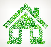 Home  Nature and Environmental Conservation Icon Pattern