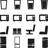 Home Object Icons
