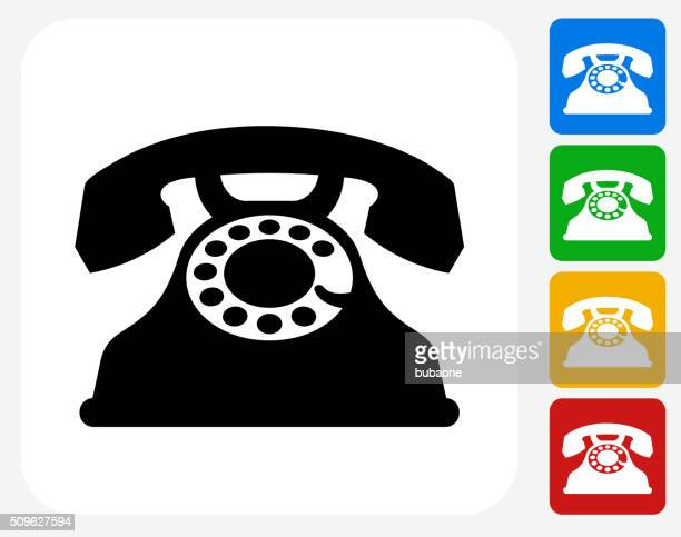 60 Top Rotary Phone Stock Illustrations, Clip art, Cartoons