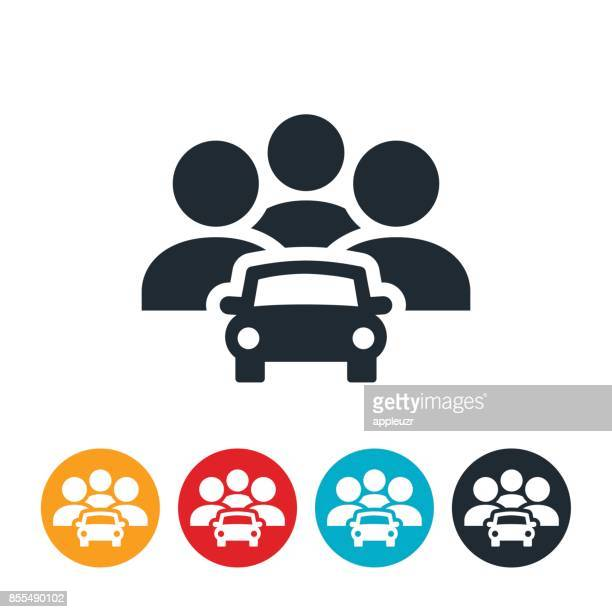 60 Top Car Pooling Stock Illustrations Clip Art Cartoons Icons