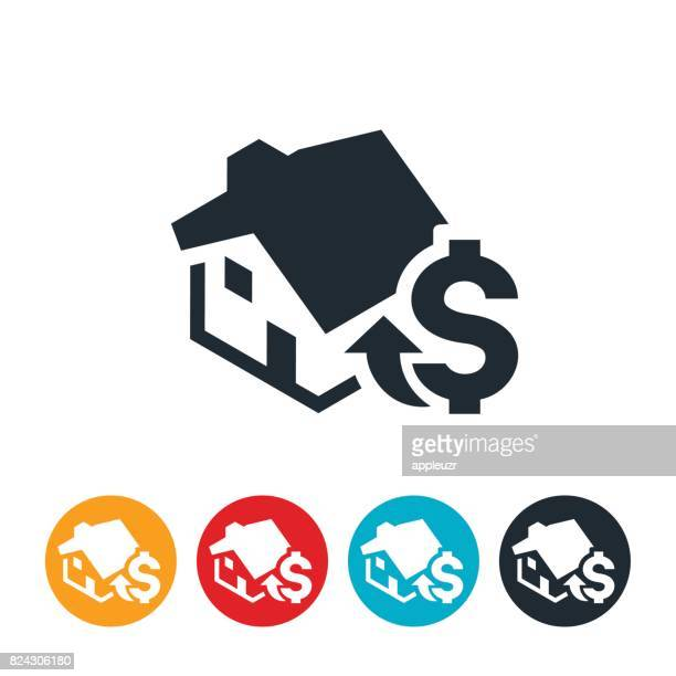 Home Prices Up Icon