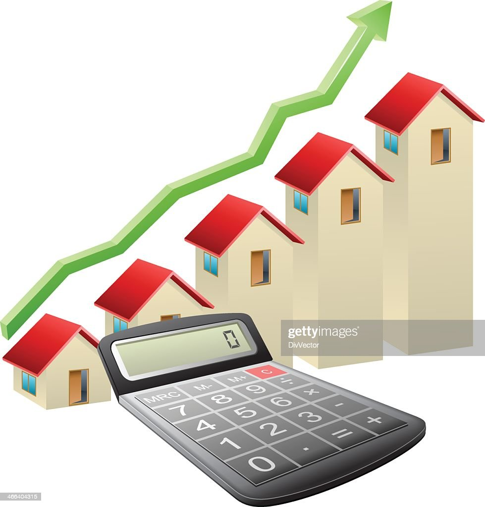 Home progress bars : stock illustration