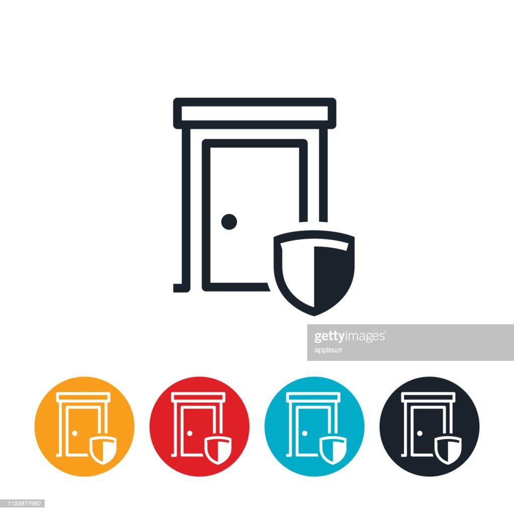 Home Security konzeptionelle Illustration Design - Download Kostenlos  Vector, Clipart Graphics, Vektorgrafiken und Design Vorlagen