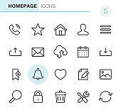 Homepage - Pixel Perfect icons