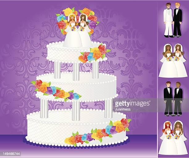 Homosexual Wedding Cake