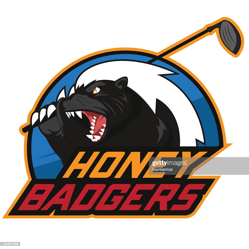 Honey badger golf