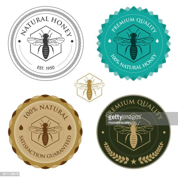 Honey Bee badges