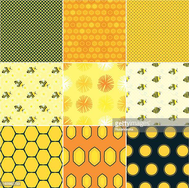 Honey Patterns