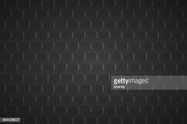 Honeycomb structure background