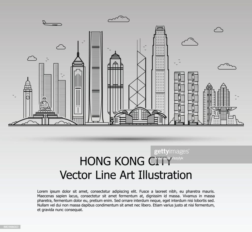 Hong Kong City Gray