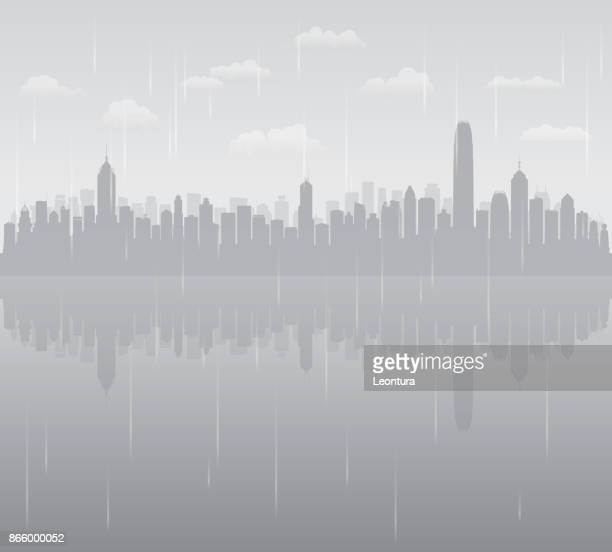 Hong Kong (All Buildings Are Complete and Moveable)