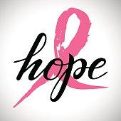 Hope. Life.