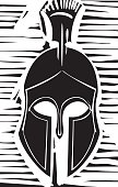 Hoplite Greek Helmet