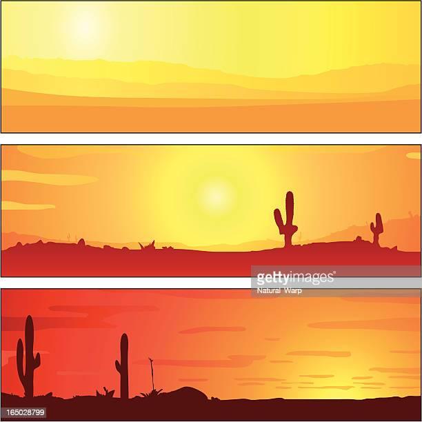 Horizon Sonnenuntergang Tablets