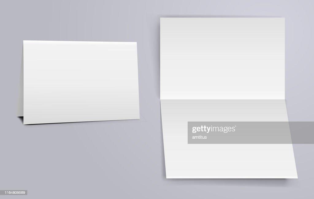 pliegue horizontal : Ilustración de stock