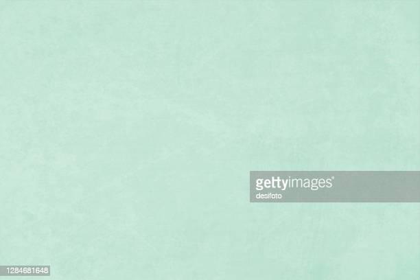 horizontale grunge leere verschmiert licht pastell grün gefärbt vektor hintergründe - tapete stock-grafiken, -clipart, -cartoons und -symbole