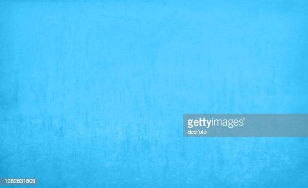 horizontal grunge empty smudged turquoise blue colored textured vector backgrounds - royal blue background stock illustrations