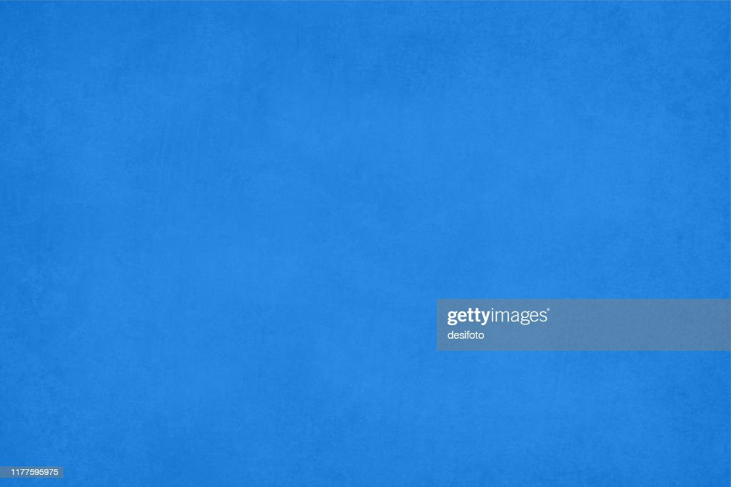 Horizontal grunge grungy vector Illustration of an empty smudged blue colored textured background : stock illustration