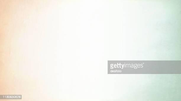バンド、サフラン、白と緑の非常に明るい日陰での結合垂直三色の水平グランジ ベクトル イラスト - ピーチカラー点のイラスト素材/クリップアート素材/マンガ素材/アイコン素材
