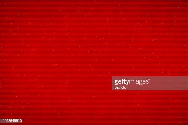 horizontale vektor-illustration in dunkelrot kastanienbraun farbe, gestreifte holz platte fliesen aussehen hintergründe - tapete stock-grafiken, -clipart, -cartoons und -symbole
