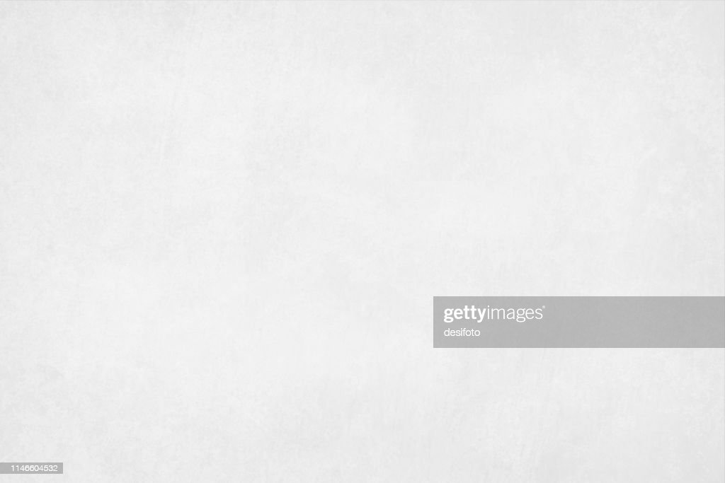 A horizontal vector illustration of a plain blank white colored blotched background : stock illustration