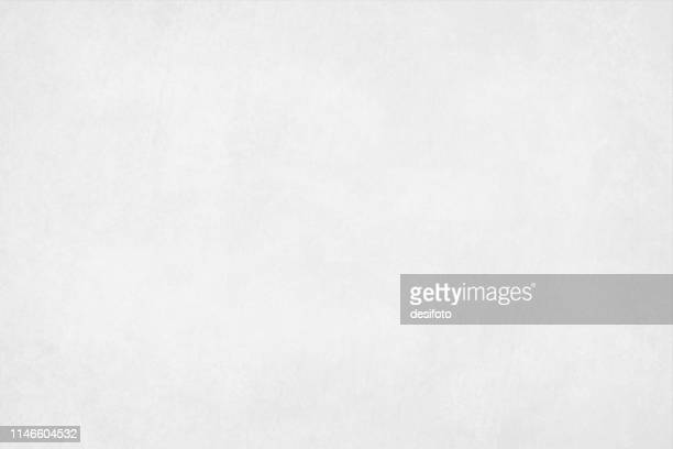 a horizontal vector illustration of a plain blank white colored blotched background - backgrounds stock illustrations