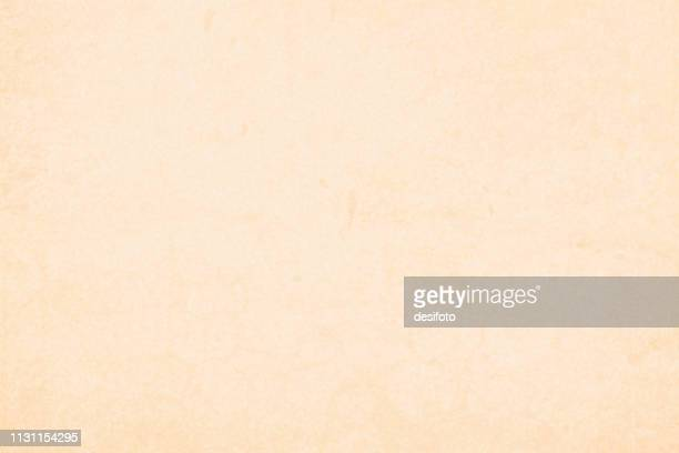 horizontal vector illustration of an empty beige grungy background - grainy stock illustrations, clip art, cartoons, & icons