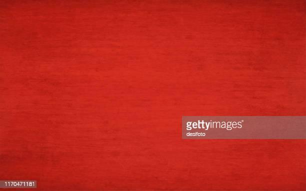 illustrazioni stock, clip art, cartoni animati e icone di tendenza di vettore orizzontale illustrazione di uno sfondo azionario strutturato grunge di colore rosso scuro vuoto - pergamena materiale tessile