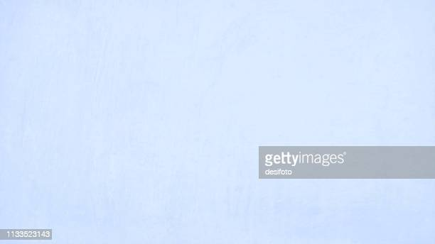 horizontal vector illustration of an empty light blue grungy textured background - light blue stock illustrations