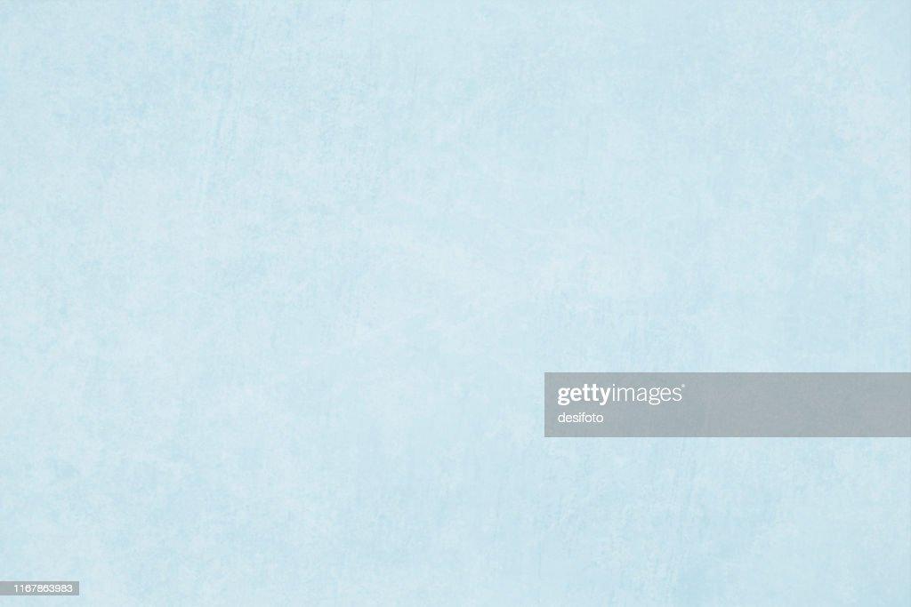 Horizontal vector Illustration of an empty light blue grungy textured background : stock illustration