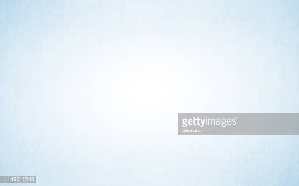 horizontal vector illustration of an empty light bluish grey grungy textured background - colour gradient stock illustrations