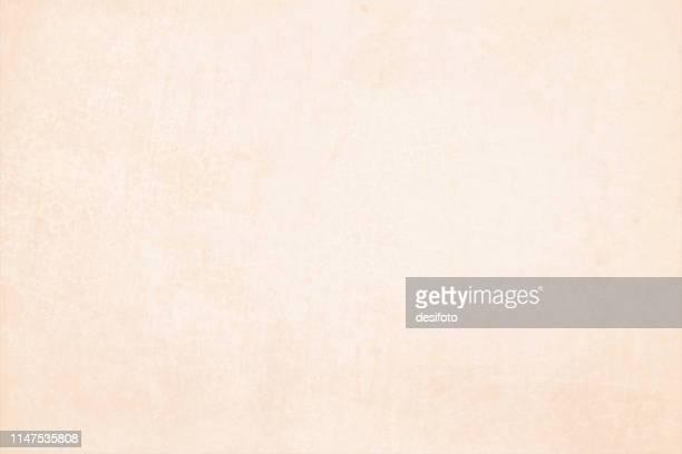 horizontale vektorabbildung eines leeren hellbraun gefärbten gruseligen strukturierten hintergrundes - verblichen stock-grafiken, -clipart, -cartoons und -symbole