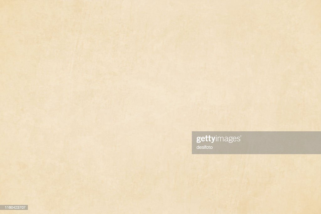 Horizontal vector Illustration of an empty light brown shade grungy textured background : Stock Illustration