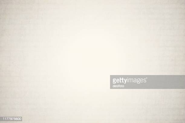 illustrazioni stock, clip art, cartoni animati e icone di tendenza di horizontal vector illustration of an empty light grey, brownish pastel shade grungy textured old wall texture background for stock - beige