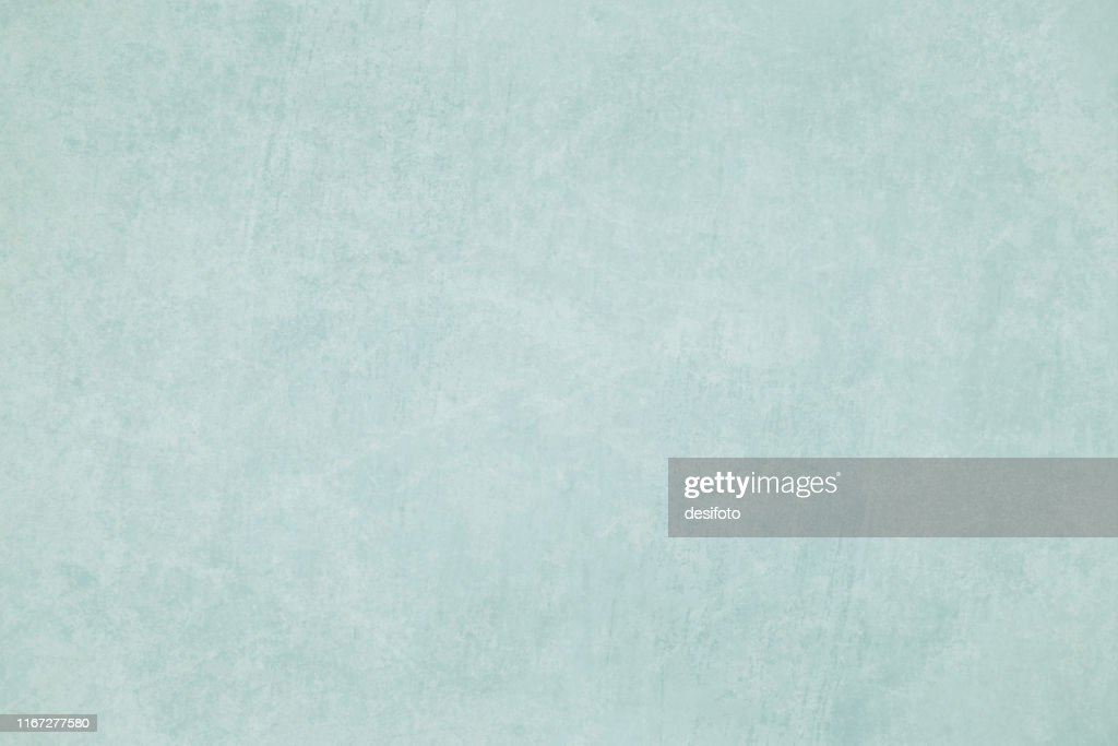 Horizontal vector Illustration of an empty pale grey or light blue grungy textured background : stock illustration
