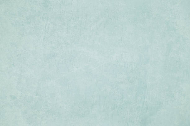 horizontal vector illustration of an empty pale grey or light blue grungy textured background - pastel stock illustrations