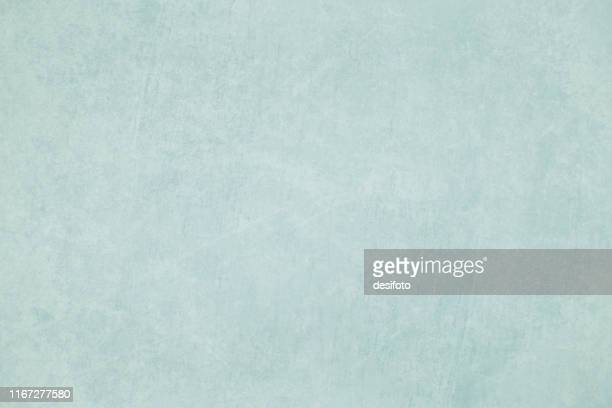 illustrazioni stock, clip art, cartoni animati e icone di tendenza di horizontal vector illustration of an empty pale grey or light blue grungy textured background - texture descrizione generale