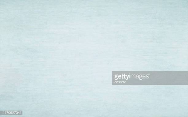 horizontal vector stock illustration of an empty light blue painted wood effect grungy textured background - light blue stock illustrations