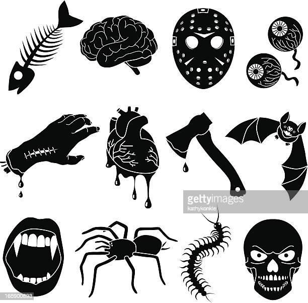 horror icons