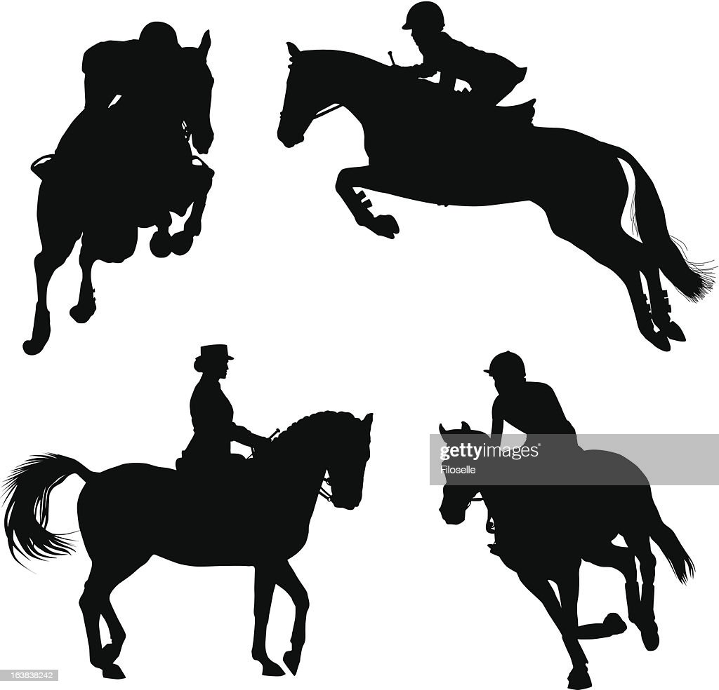 Horse competition