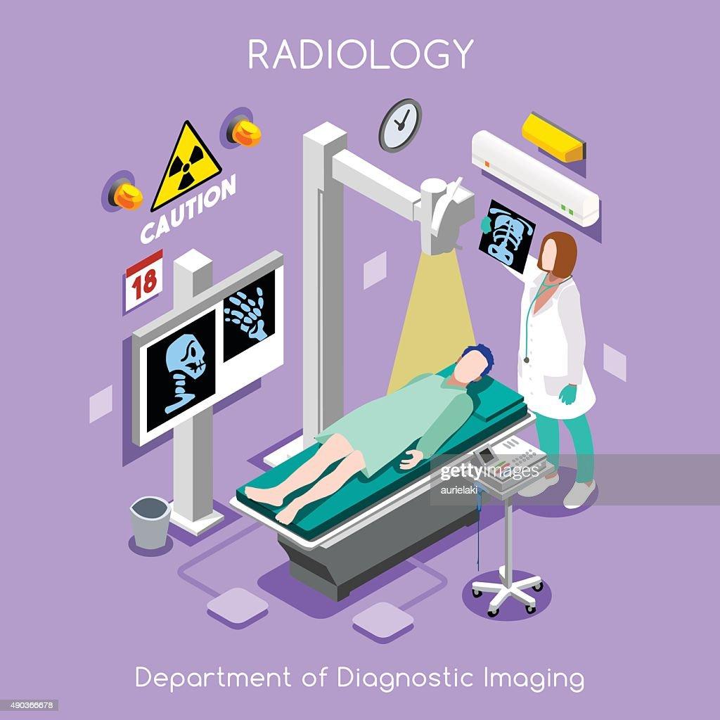 Hospital 02 People Isometric