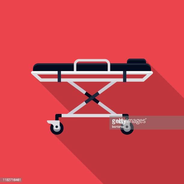 Hospital Bed Pregnancy Icon